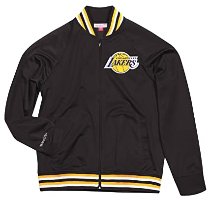 Amazon.com : Los Angeles Lakers Mitchell & Ness NBA Mens ...