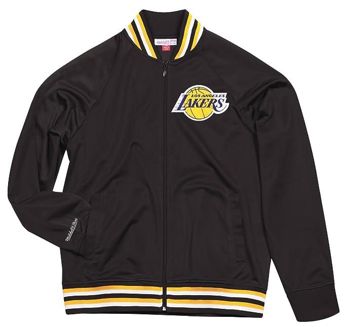 Amazon.com : Los Angeles Lakers Mitchell & Ness NBA Mens ...