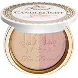 """Too Faced Candlelight Glow Highlighting Powder Duo """"Rosy Glow"""" .35oz. Compact"""