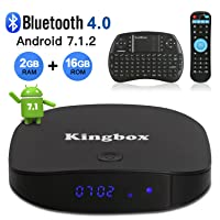 Kingbox Android TV Box, K2 Android 7.1 Box Deals