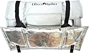 Direct Igniter Insulated Thermal Blanket Cover Compatible with TRAEGERS B Grade Stock, with Minor Cosmetic Defects FITS 055 Junior 55