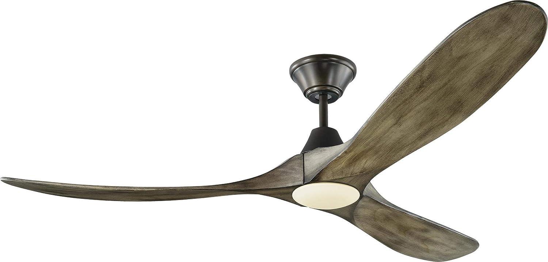 Amazon.com: Monte Carlo 3AMR60RZWD - Ventilador de techo de ...