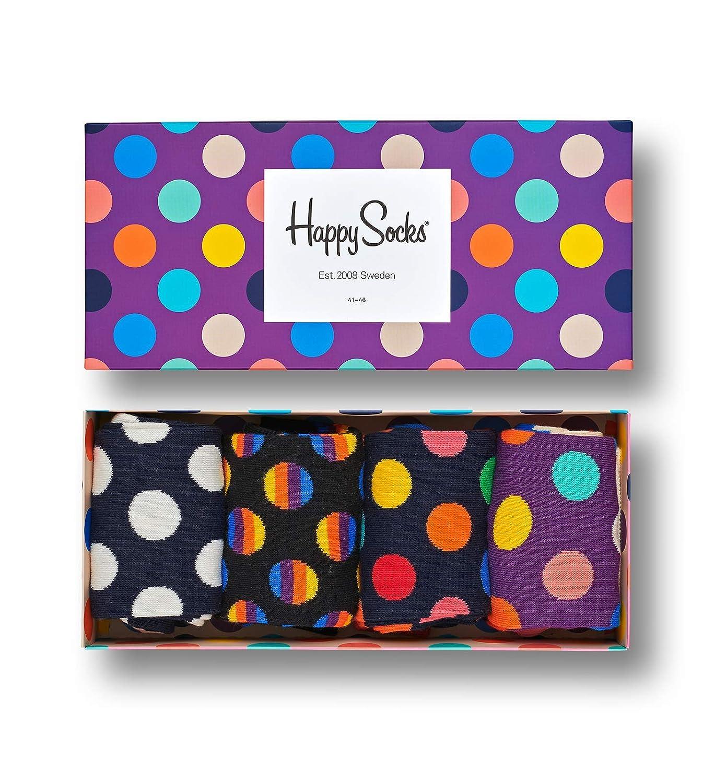 Happy Socks Geschenkbox BIG DOT GIFT BOX XBDO09-0100 Mehrfarbig