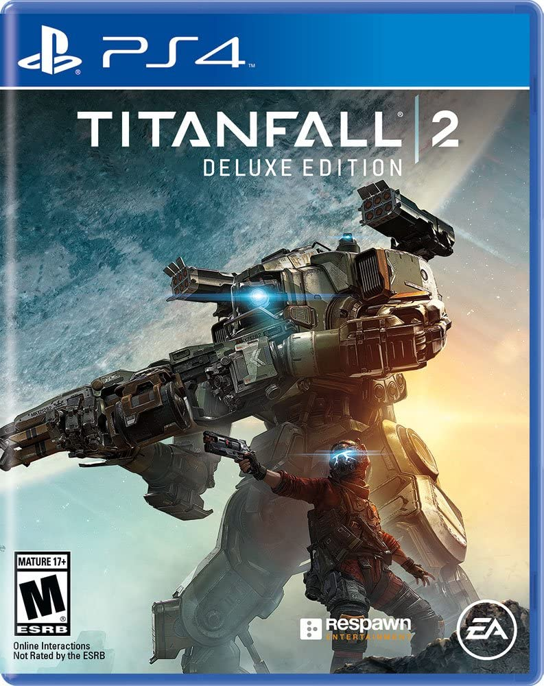 Amazon com: Titanfall 2 Deluxe Edition - PlayStation 4