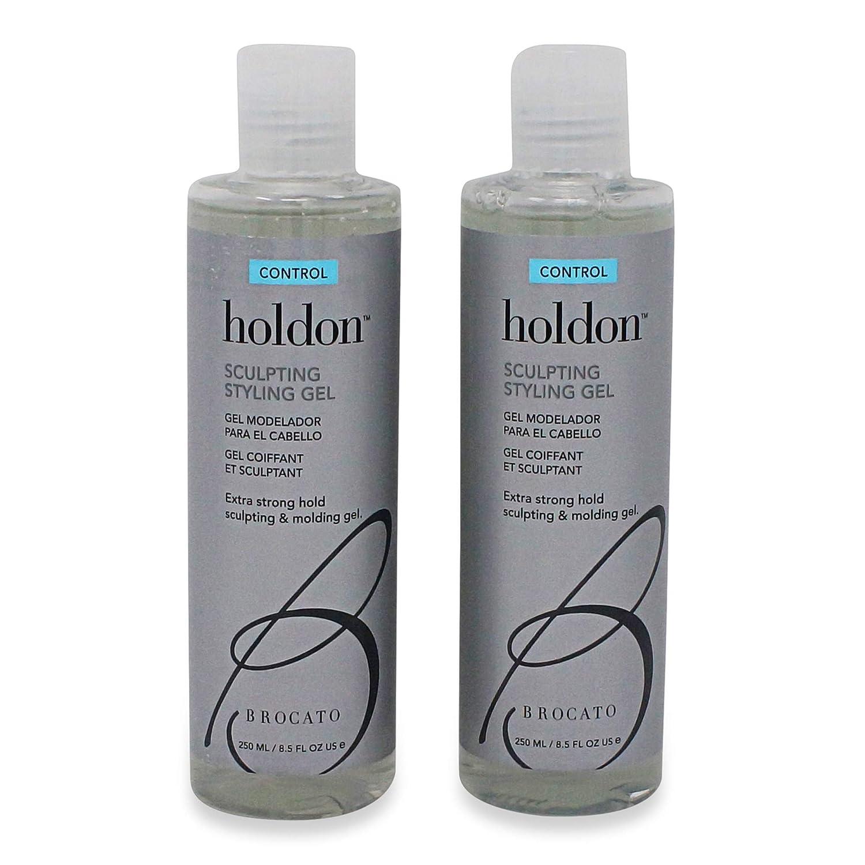 Brocato Holdon Styling Gel 8.5 oz Set of 3