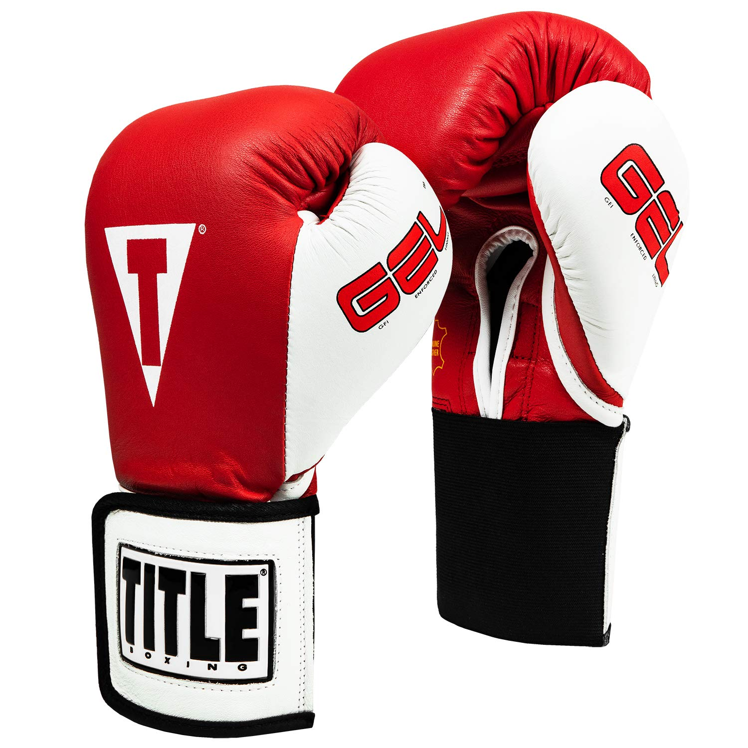 Title Gel World Elastic Training Gloves — Best Sparring Gloves For Air Circulation