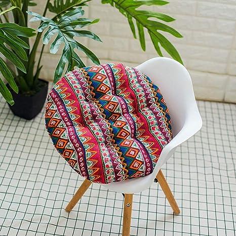 TwoCC-Cojín, silla de cojín suave Silla de cojín de asiento ...