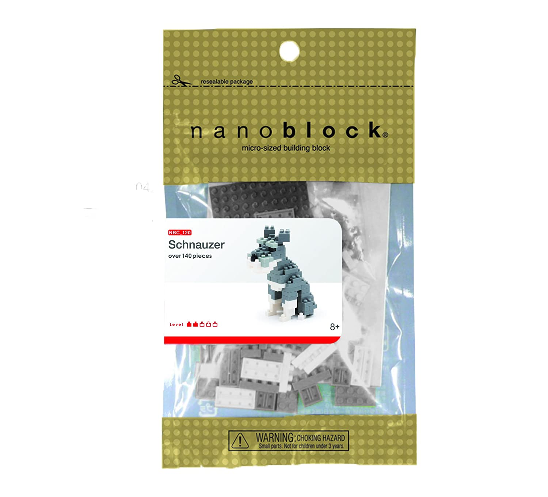 Nanoblock Golden Retriever Building Kit