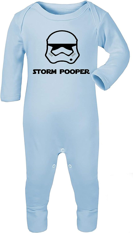 """Schlafanzug /""""Storm Pooper/"""" von Star Wars inspiriert hergestellt in Gro/ßbritannien f/ür Jungen und M/ädchen aus 100 /% gek/ämmter Baumwolle"""