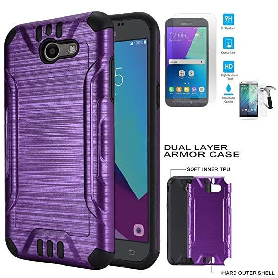 Amazon.com: Carcasa para Samsung Galaxy J3-Luna-Pro / J3 ...
