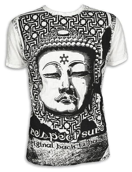 Sure Camiseta Hombre Buda Símbolo del Sol Talla M L XL ...
