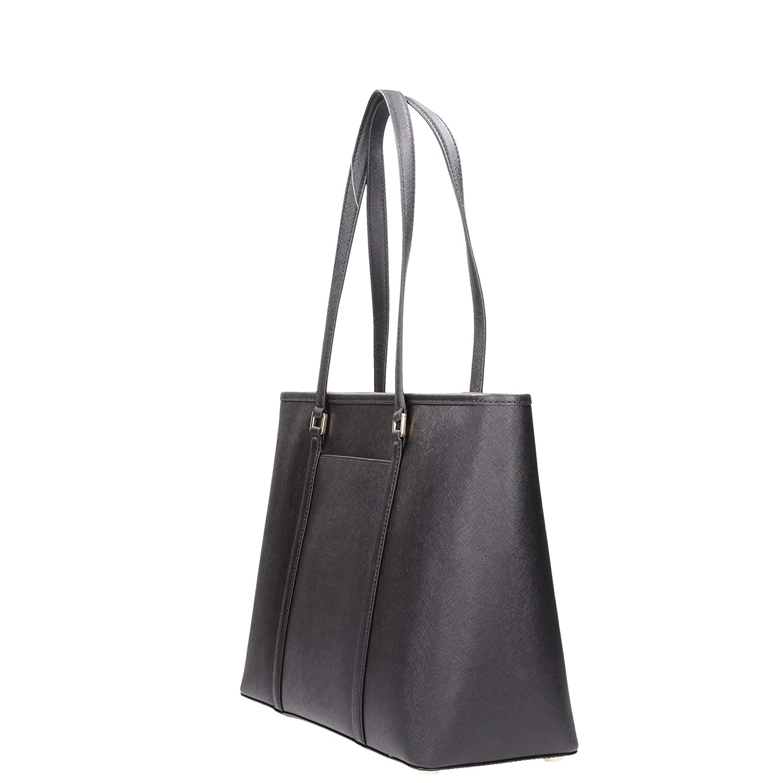 Amazon.com  Michael Kors Large Sady Carryall Shoulder Bag (Black)  Shoes 07a04371fa309