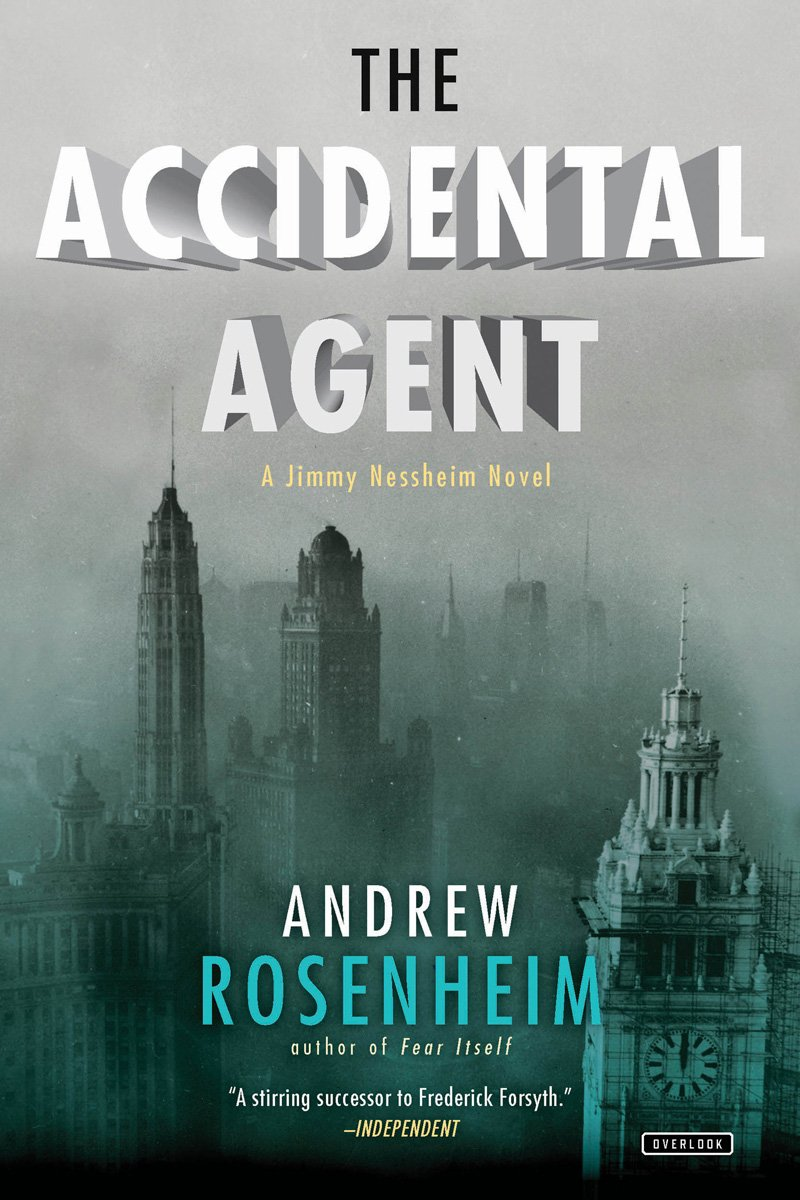 The Accidental Agent: A Jimmy Nessheim Novel PDF