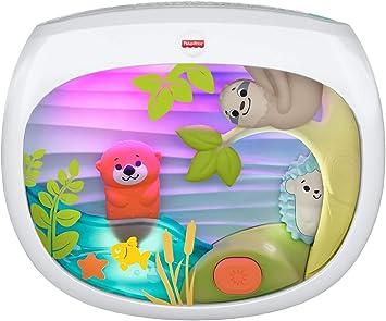 Fisher-Price - Proyector Animalitos, Juguete y Luz de Cuna para ...