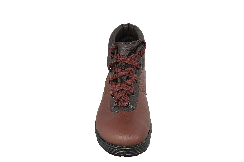 jallatte jalroc SAS S3 HRO Diseño Botas Zapatos de seguridad Alto marrón: Amazon.es: Zapatos y complementos