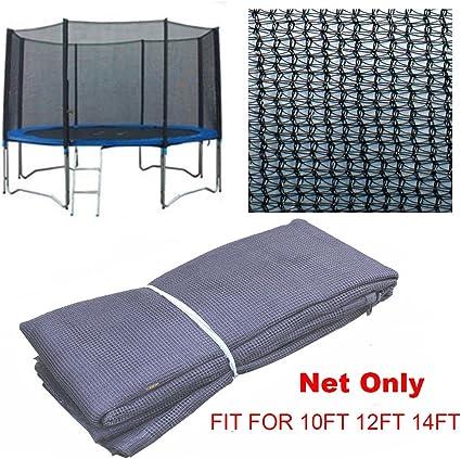 Reemplazo de red de cama elástica de 244 cm, 305 cm, 366 cm, 427 ...