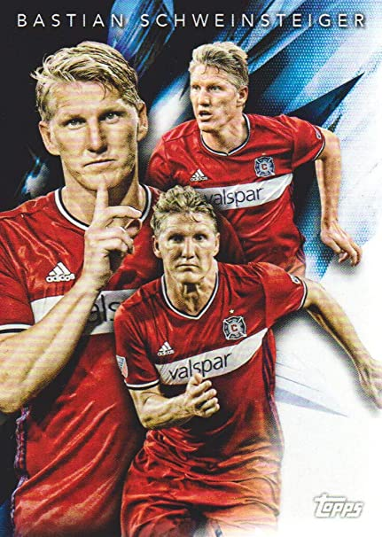 lowest price f40ad d8468 2018 Topps MLS Soccer Multi Dimensional #MD-BS Bastian ...