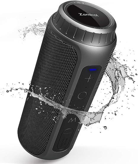 Zamkol Bluetooth Lautsprecher 5 0 30w Wireless Elektronik