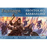 Frostgrave - Frostgrave Barbarians (20) (28mm scale) FGVP04 (North Star Military Figures)