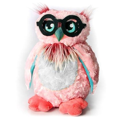 64d5157fc4c Amazon.com  Lenz Frenz Big Owl Glasses Holder 12.5