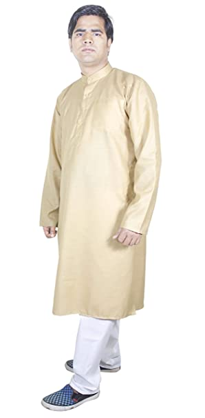 Los hombres de moda de ropa kurta pijama traje indio punjabi ...
