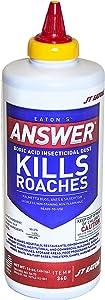 JT Eaton 360 Answer Boric Acid Insecticidal Dust, 16 oz Bottle, 1_Pound