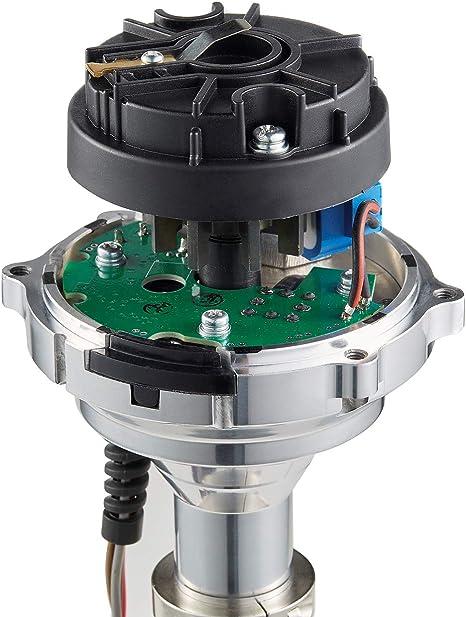 Progression Ignition HE0321BK Chevy Small//Big Block V8 HEI Distributor