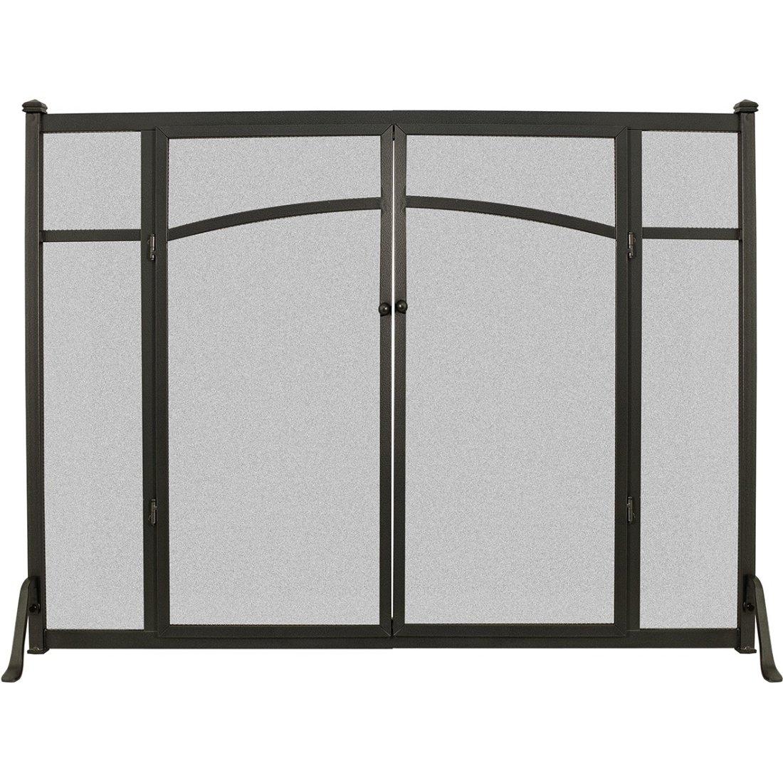 amazon com panacea flat panel screen with doors 31