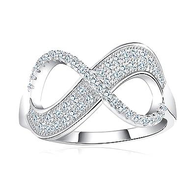 77671e382c750 Amazon.com: Gemmart Unique Bow Design Female Finger RingWomen ...