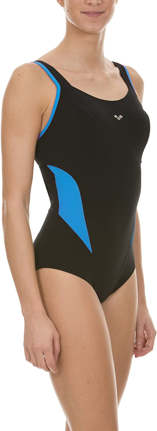 Arena Women's Makimurax Low Strap Back C-Cup One Piece Swimsuit
