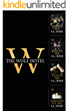 The Wolf Hotel: Complete Series (Books 1-4)