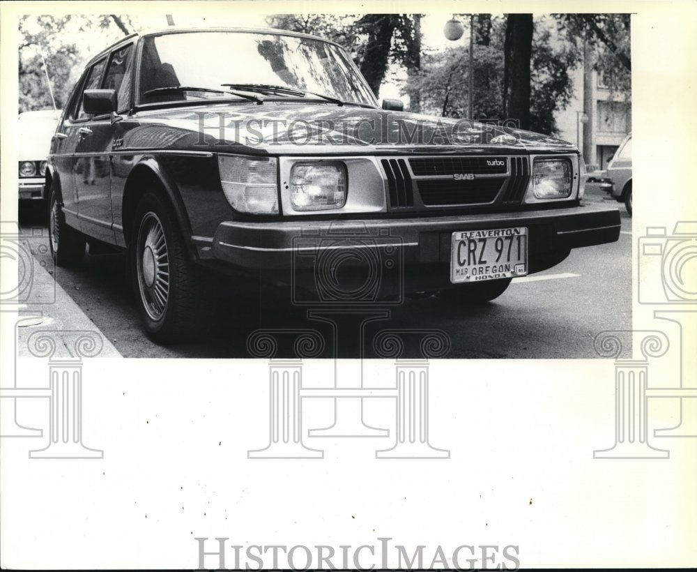 Amazon.com: Vintage Photos 1979 Press Photo They call it a Superswede, Saab 900 turbo from Saab Scania: Photographs