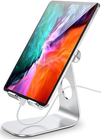Bovon Soporte Tablet, Soporte Móvil, 270°Ajustable Sujeta Tablet ...