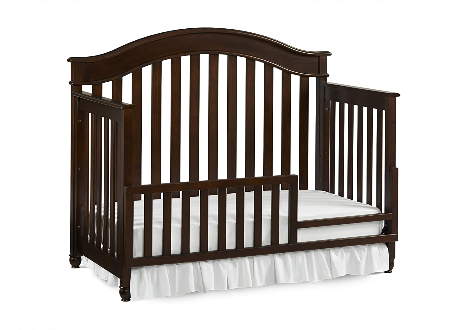 espresso guard crib afg baby alicegraceset rail alice in w set raw magnifier guardrail