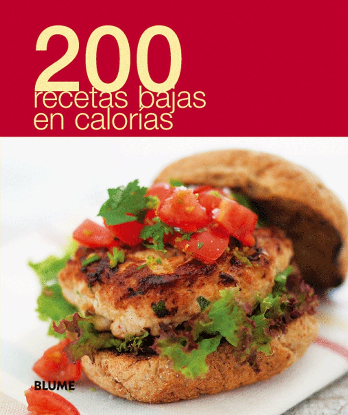 200 Recetas Bajas En Calor As Spanish Edition Blume  ~ Recetas Faciles Y Bajas En Calorias