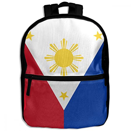 Children s School Backpack Flag Of The Philippines Fashion Kids Travel  Backpack Students Backpacks Girls Book Bags With Zipper  Amazon.co.uk   Kitchen   Home be45ea2758b8a