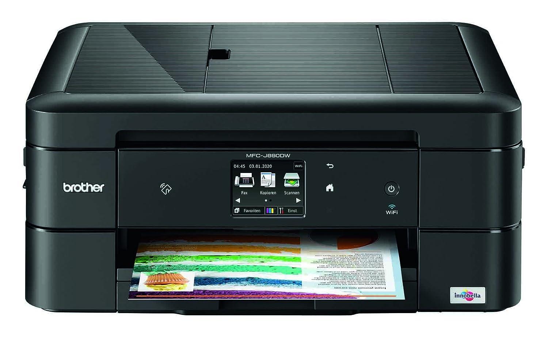 Brother MFC-J880DW - Impresora multifunción de Tinta (WiFi, fax, NFC, impresión automática a Doble Cara)