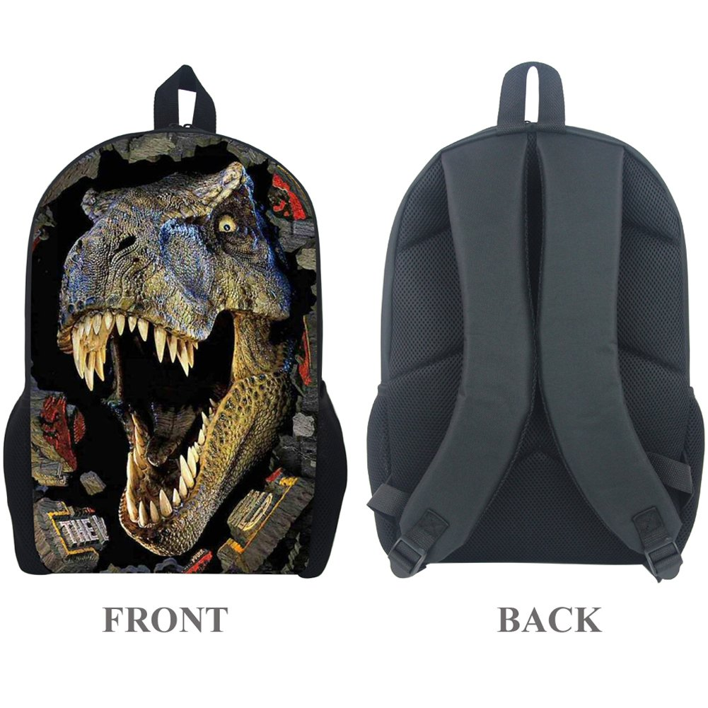 Preschool 3D Animal Backpack for primary school students