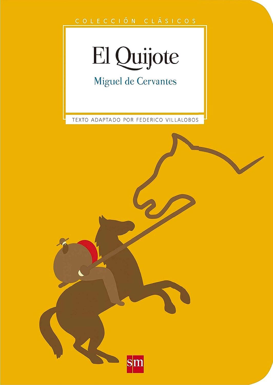 El Quijote (Clásicos) eBook: Cervantes, Miguel de, Magoz: Amazon ...