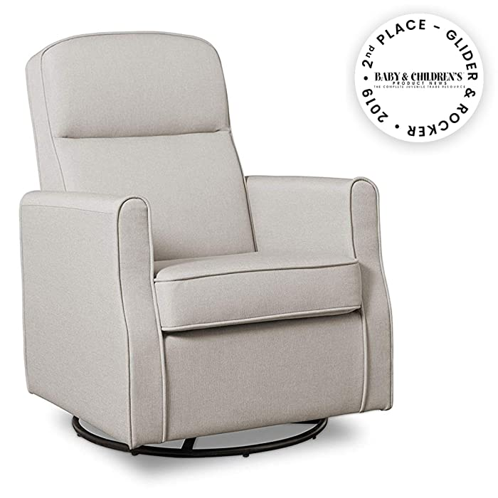 Top 10 Delta Furniture Upholstered Glider Swivel Rocker Chair