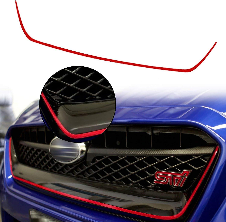 x1 Chrome STI Emblem Replaces OEM Subaru Impreza WRX Grille Trunk Fender Badge