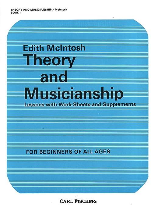 Amazon.com: Edith Mcintosh Theory and Musicianship - Book 1 ...