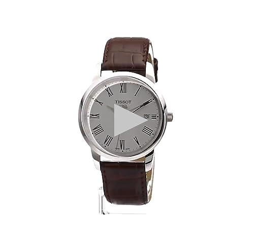 Tissot Men's T0334101601301 Classic Analog Watch