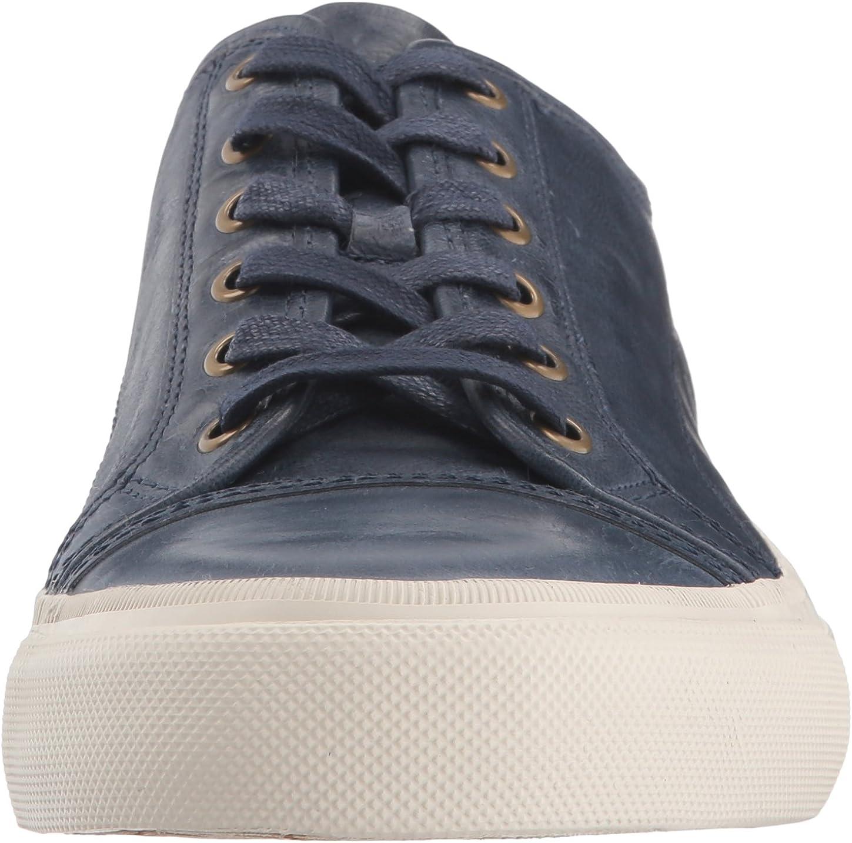 Frye Mens Ludlow Cap Low Lace Sneaker