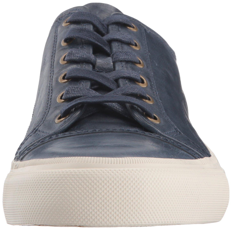 FRYE Men's Ludlow Cap Lowlace Sneaker, Navy, 11 Medium US by FRYE (Image #4)