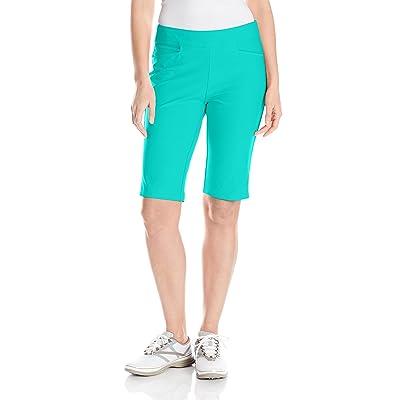 adidas Golf Women's Golf Adistar Bermuda Shorts, Nordic Green, Small
