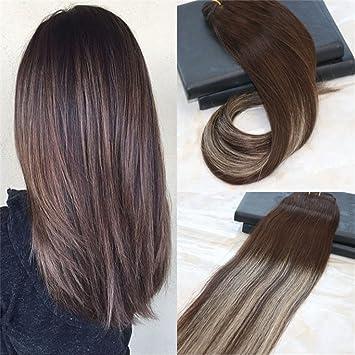 Amazon hairdancing brazilian hair weave balayage hair hairdancing brazilian hair weave balayage hair extensions straight human hair bundles 100 grambundles ombre pmusecretfo Image collections