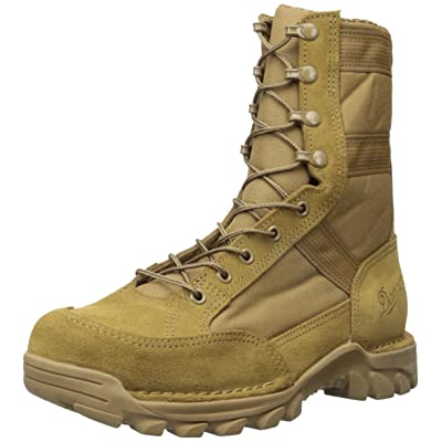 "Danner Men's Rivot TFX 8"" Coyote Military & Tactical Boot: Shoes"