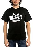 Five Finger Death Punch - Mens Knuckles T-Shirt In Black