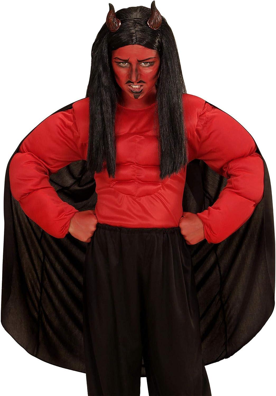 WIDMANN Disfraz de demonio temeroso para niño - 5-7 años